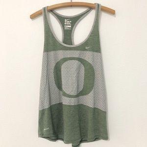 Nike Oregon Duck Tank Top Women's XL